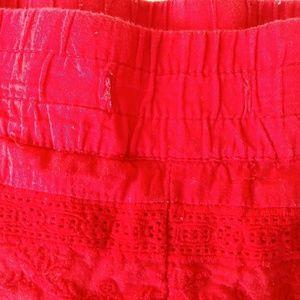 No Boundaries Shorts - Lace shorts